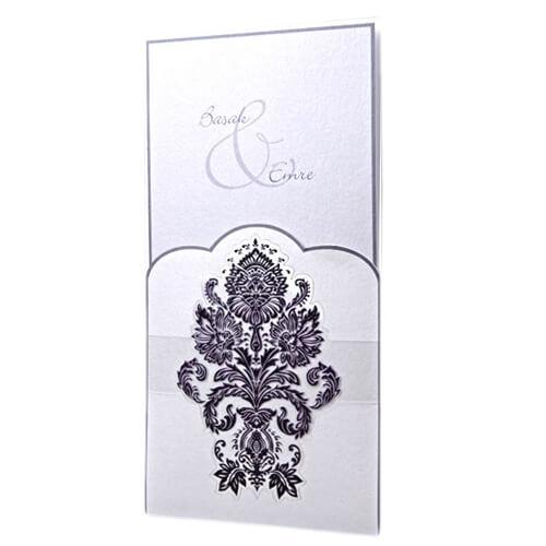 Hochzeitseinladung Shani Orientalische Hochzeitskarte Weddix De