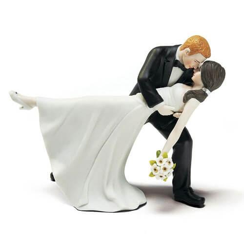 Hochzeitstorte figuren modern