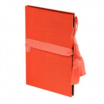 """Leporello """"Colorido"""", orange"""