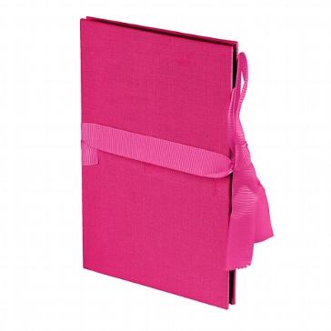 """Leporello """"Colorido"""", pink"""