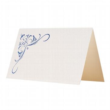 "Letterpress Tischkarte ""Elisabeth"""