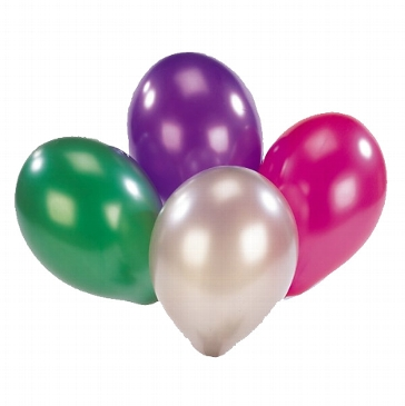 Luftballon Metallic