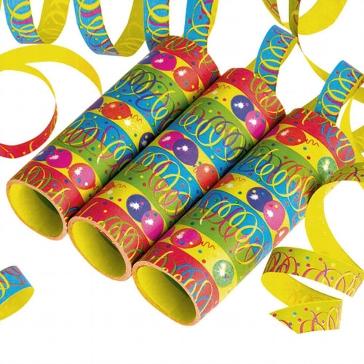 """Luftschlangen """"Ballon-Party"""""""