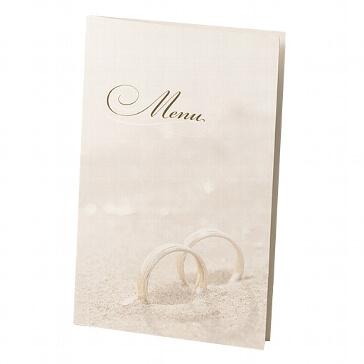 Menükarte Glenna für Ihre Hochzeitsfeier