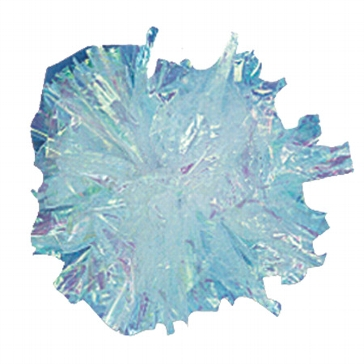 Metallic Pompom, irisierend