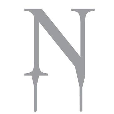 Tortenfigur Monogramm N