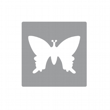"""Basteln mit dem Motivstanzer """"Schmetterling"""""""