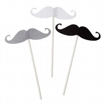 Moustache Sticks