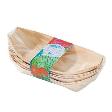 Holzschälchen für Finger Food zur Hochzeit