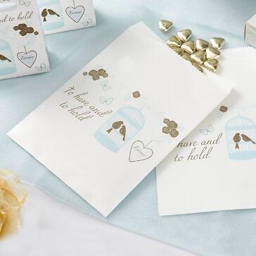 Papiertüten für Süßes Forever