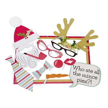 """Photobooth-Set """"Weihnachten"""""""