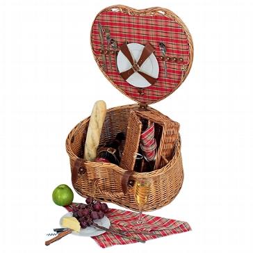 "Picknickkorb ""Sommerliebe"""