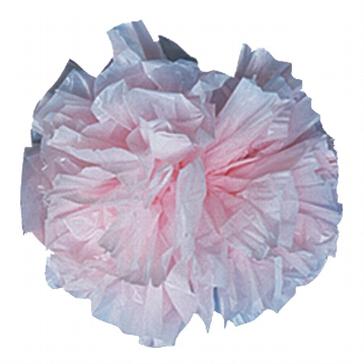 Plastic Pompoms, rosé