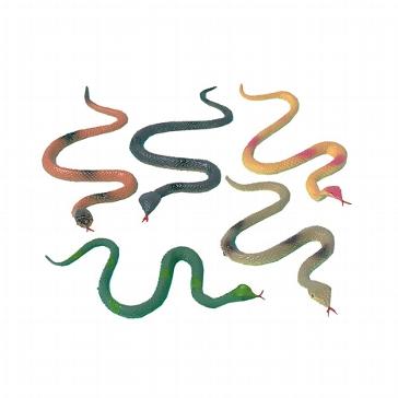 Plastikschlangen