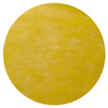 Platzset Kreis in Gelb