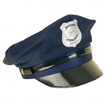 Polizeimütze Promille Bulle