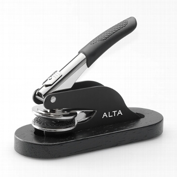 "Prägezange ""Alta II"""