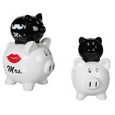 Spardose Mr & Mrs
