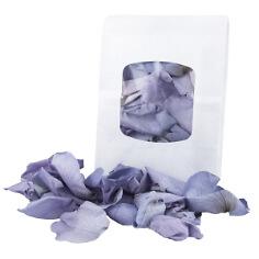 Echte Rosenblätter, lavendel, 15g