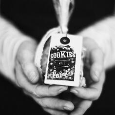 cookies with love deko