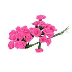 """Stoffrose """"Dior Rose"""" - pink"""