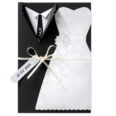 """Hochzeitseinladung """"Viola"""""""