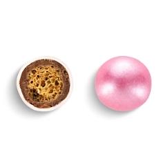 crispy dragees perlmutt rosa