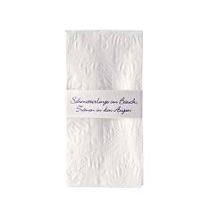 taschentuchhalter schmetterlinge im bauch lila