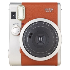 Sofortbildkamera Instax Mini 90 Neo Classic Braun