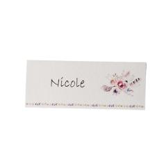 """Tischkarte """"Nicole"""""""