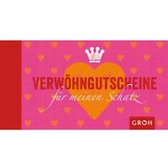 Büchlein Verwöhn-Gutscheine