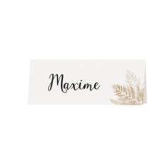 """Tischkarte Hochzeit """"Amelie"""""""