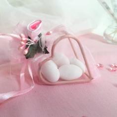 """Gastgeschenk Hochzeit """"Kreta"""", rosa"""