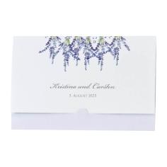 Hochzeitseinladung Lavender