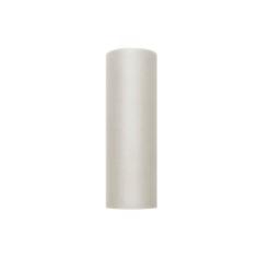 Tischläufer Tüll Beige, 15 cm x 9 m