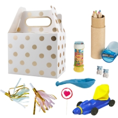 Hochzeitsbox für Kinder, groß
