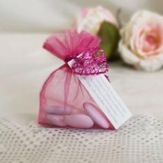 Gastgeschenk Eunike Pink