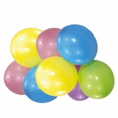 """Luftballon """"Pastell"""" für die Hochzeit"""