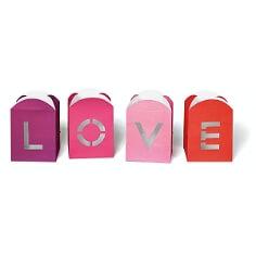 """Lichtertüten """"LOVE"""""""