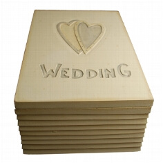 """Andenken-Box """"Wedding"""" für schöne Hochzeitserinnerungen"""