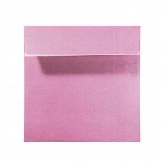 Umschlag perle qd dunkelrosa