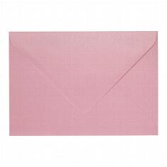 "Artoz Kuvert ""Perle"" B6, dunkelrosa"