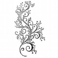 """Artoz Stempel """"Tree of Love"""" für die Hochzeitskarten"""