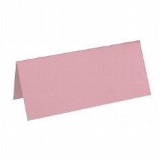 """Artoz Tischkarte """"Perle"""" dunkelrosa"""