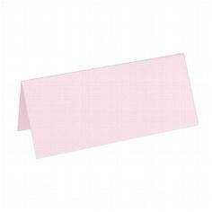 "Artoz Tischkarte ""Perle"" rosé"