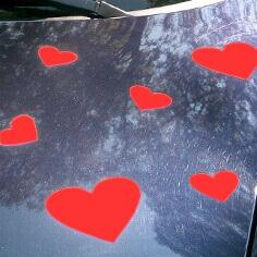 Autoaufkleber