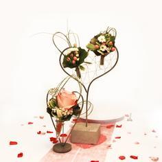 Dekoständer für Hochzeitsblumen