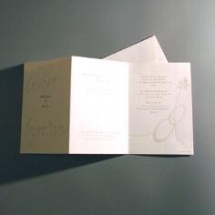 """Einladungskarte """"Elwira"""""""
