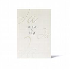 """Einladungskarte """"Isabelle"""""""