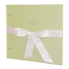"""Fotoalbum """"Neapel"""" in Mint - zur Hochzeit"""